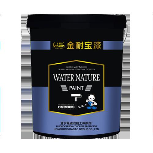 清水氟碳混※凝土保护剂